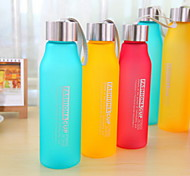 Portable Leak Proof Pure Color Water bottle
