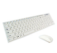 Wireless USB Keyboard & MouseForWindows 2000/XP/Vista/7/Mac OS
