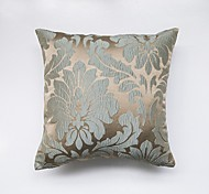 jacquard Cushion Cover-Cyan