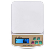 F-400A Electronic Kitchen Scale Baking Food, Said 0.1 Mini Scales Precision 0.1g Range 2kg