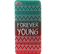 TPU + IMD Material Gradient Tribe Pattern Phone Case for Lenovo A536/K3 Note/P70/S90
