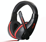 SALAR KX102 Stereo Super Bass Headset Professional Gaming Headphone With Mic For PC Gamer Noise Cancelling Headphones