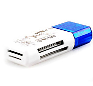 USB2.0 SD/TF/CF Card Reader