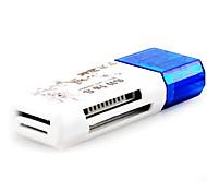 USB2.0 SD / TF / lector de tarjetas CF