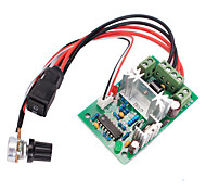 120W PWM Reversing Switch DC Motor Speed Controller Forward / Reverse switch