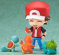 Pocket Little Monster Ash Ketchum PVC 10cm Anime Action Figures Model Toys Doll Toy 1 Pc