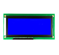 19264 dot matrix LCD screen with no blue and white font LCD19264TXA
