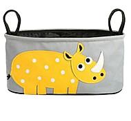 saco do trole do bebê, saco, saco, desenhos animados, saco, lona impermeável, saco, carrinho de bebê, saco, 10 cores, opcional