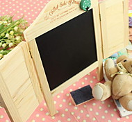 Shutters Door Blackboard