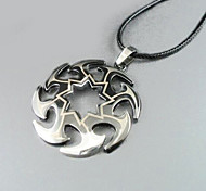 Pendant Necklace - Cyclone