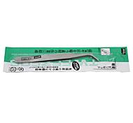 clavos falsos herramientas del clavo etiquetas engomadas del clavo del taladro de perforación de diamante de manicura pinzas pinzas de