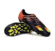 ailema Men's Football Sneakers Spring Cushioning / Impact / Wearproof Shoes Yellow / Red / Black / Silver