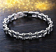 Men's Jewelry Stainless Steel Special Design Bike Chain Bracelets