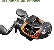 Baitcast Reels 6.3/1 11 Ball Bearings Right-handed / Left-handed Freshwater Fishing/ Trolling & Boat Fishing /