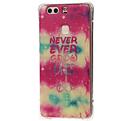 Back Shockproof / Dustproof / Pattern Flower TPU Soft Hockey, classic design Case Cover For Huawei Honor 8/V8/7/7i