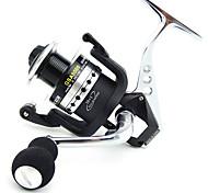 Mulinelli per spinning 5.5/1 10 Cuscinetti a sfera Intercambiabile Pesca a mulinello / Pesca dilettantistica-GSA5000 Lieyuwang