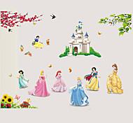 Животные / Архитектура / ботанический / Мультипликация / Натюрморт / Мода / Цветы / люди / Отдых Наклейки Простые наклейкиДекоративные