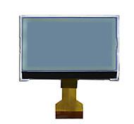 12864G-202F Dot Matrix LCD 2.8 Inch Plug Type pH Meter Instrument Application