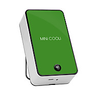 Mini Cool Fan Air Conditioner Appliances Batteries/USB Powered Portable Hand-held No Leaf Fan