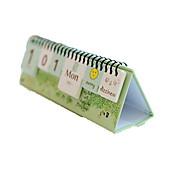 Cute DIY Calendar Planning Book(Random Colors)