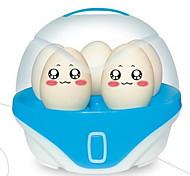 Ideas de regalo de múltiples funciones de huevos pequeños electrodomésticos seis huevos huevo temporizador logotipo personalizado