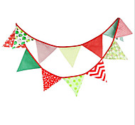 New 2016 Christmas Tree Decoration Flags And Pennants