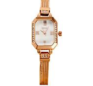 Women's Fashion Watch Quartz Japanese Quartz Casual Watch Stainless Steel Band Leopard Silver Rose Gold Brand