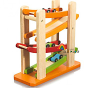 Racing Track Wooden Toy