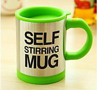 подарки из нержавеющей стали электрический автоматический перемешивать чашка кофе кофейные кружки ленивым подарок на день рождения