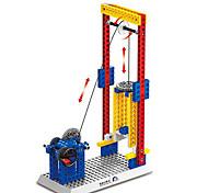mais recente Stavanger certificação 3c montagem de brinquedos presentes educacionais grupo máquina elétrica blocos de ensino das crianças