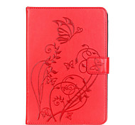 Variety Of Colors Embossed Pattern Holster For  IPAD MINI4