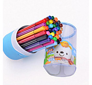 Watercolor Pen Drawing Pen S2600 Washable Watercolor Pen Safe Non-toxic Children's Painting Pen Stationery Wholesale