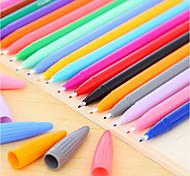 Marker & Textmarker Textmarker,Plastik Rot / Blau / Gelb / Purpur / Grün