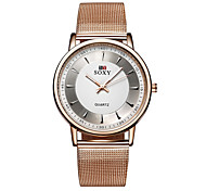 Ladies Gold Watches Women Golden Clock Women Dress Watches Top Luxury Brand With Mesh Band Relogio Feminino