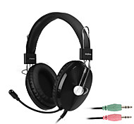 Danyin DT2201G Headset Stereo Surrounded Over-Ear Gaming Headband Earphone with MIC for Computer PC Gamer