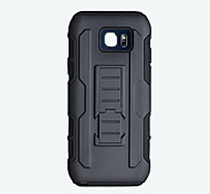 DEJI® Rugged Case Cover With Locking Belt Swivel Clip Kickstand For Samsung Galaxy S7 Edge/S7/S6 Edge+/S6 Edge/S6/S5/S4