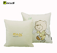 OCUS-Pillow-Wolf Home and Car Goods, for Sleeping and Lumbar Back Support Cushion Pillow