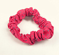 Women's Hairtie Type 000130 Random Color Random Pattern