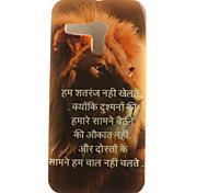 de volta IMD Animal TPU Macio Case Capa Para Motorola Moto G