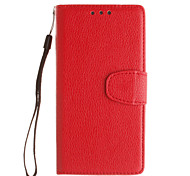 Litchi Grain Flip Leather Wallet Case Stand Cover For Sony Xperia Z5/Xperia Z3/xperia Z3 mini/Xperia X/Xperia XA