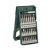 Bosch 25 Mounted X-type Boxed Screwdriver Head Set