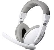 Sennic ST-2628N Fones (Bandana)ForLeitor de Média/Tablet / Celular / ComputadorWithCom Microfone / DJ / Controle de Volume / Games /