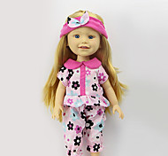 Sharon Sets Of 16-Inch Doll Clothes Princess Dress Hat Fashion Apparel Accessories Three Color-Free Baby