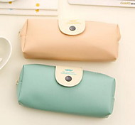 Korean Fashion Retro Classic Retro Canvas Pencil Paris Scenery Ship Stationery Bags Pouch