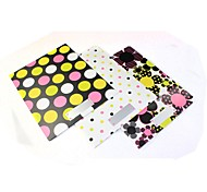 Polka Dots Set of Portfolio Booklet Cute Decoration Lovely School/Business/Multifunction/Art Supplies/Painting Folders