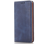 Retro Matte Solid high-Grade Leather Phone Sets for Galaxy A310/A510/A710