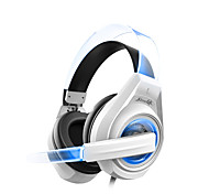 SENICC G241 Stereo Surrounded Sound Gaming LED Headset/ headphone with Mic Volume Control for Computer PC Gamer