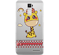 For OPPO Case Pattern Case Back Cover Case Animal Soft TPU OPPO
