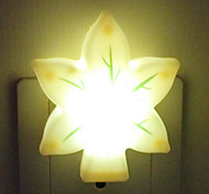 (Color Random) Mushroom Vase Light Control Energy Saving Night Light