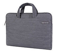 Business-Notebook Schultertasche 13inch für Notebook / Laptop blau / grau